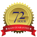 72-hr rain guarantee on all hand car washes