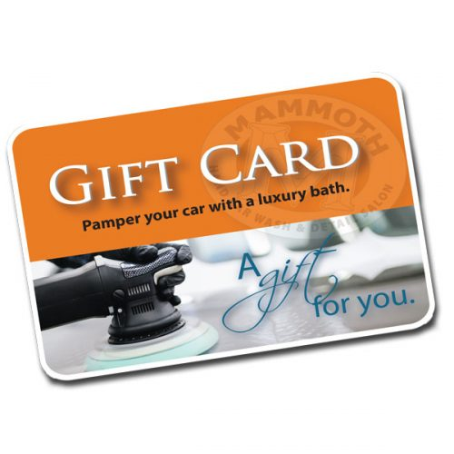 The Ultimate Gift Card - select your price
