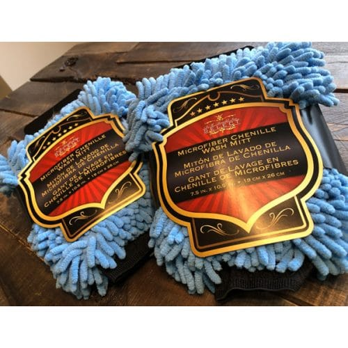 Mammoth Detail premium DIY wash mitt