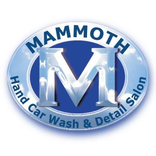 Mammoth Detail logo