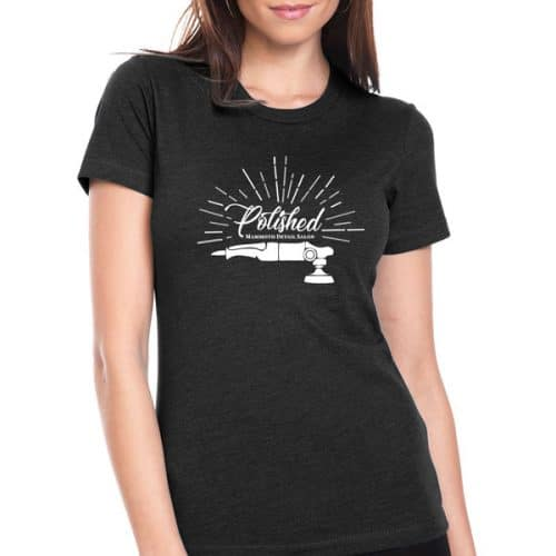 Mammoth Detail Women's Porsche T-shirt