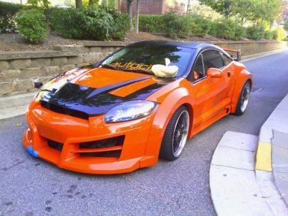 Custom Red Racer