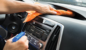 automotive Interior Detail Services